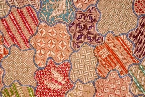 ATHINA DOLLS Makna Motif Batik Sekar Jagad