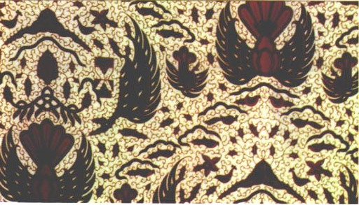 The Forbidden Designs in Batik Yogyakarta
