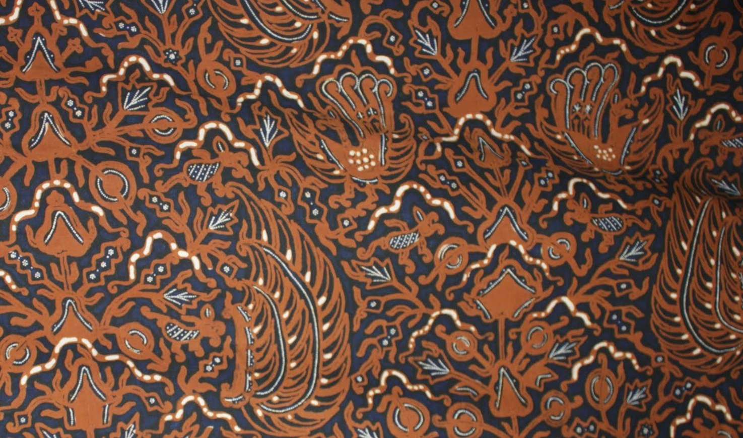 The Forbidden Designs in Batik Yogyakarta